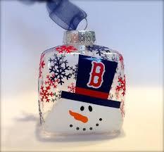 17 best boston ornaments images on boston sox