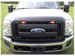 strobe light installation truck available options custom fiberglass coaches