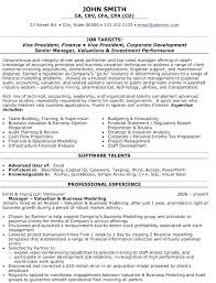 executive resume design executive resume templates free vice president of administration