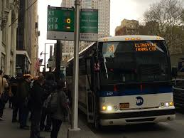 Staten Island Bus Map Staten Island Has Worst Performing Express Buses Audit Finds