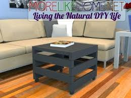 How To Make An Ottoman Out Of A Coffee Table How To Make An Ottoman Ottomans Build A Rolling Ottoman Out Of