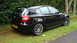 black bmw 1 series bmw 1 series 120d se for sale from watnall trade cars nottinghamshire