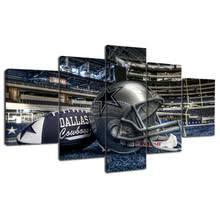 Dallas Cowboys Home Decor Popular Dallas Cowboys Paintings Buy Cheap Dallas Cowboys