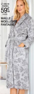 robe de chambre damart cora promotion peignoir éponge produit maison cora peignoirs