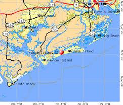 south carolina beaches map south carolina