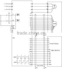 high torque 2 2kw ac servo spindle tamagawa encoder motor of servo