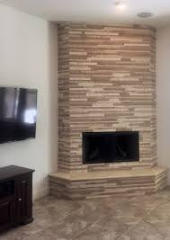 fireplace stone tile designs and colors modern wonderful and