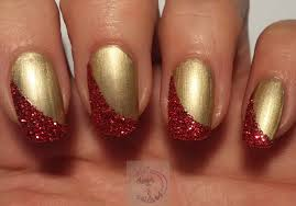 easy christmas nail designs christmas nail designs for beginners