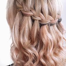 Frisuren Lange Haare Wasserfall by 67 Besten Frisuren Bilder Auf Haarknoten Kosmetik Und