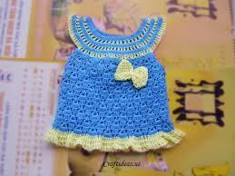 crochet dress for little craft ideas