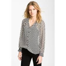 nordstrom blouses bellatrix sheer v neck blouse nordstrom exclusive polyvore