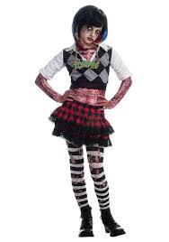 Joker Halloween Costume Kids Circus Costumes Girls Bella