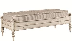 prominent counter height bench seat with back tags bench seat