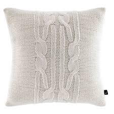 White Bedroom Throw Pillows Home Throw Pillows U0026 Curtains Nautica