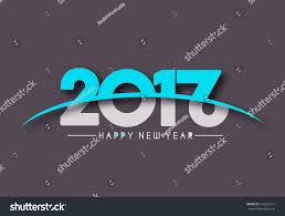 Happy New Year Decorations 2016 by Happy New Year 2017 2016 Text Stock Vector 515327215 Shutterstock