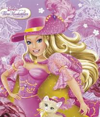favorite character barbie musketeers barbie