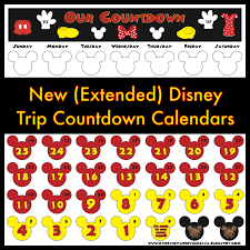countdown to halloween calendar my disney life free mickey and minnie mouse countdown calendars