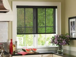 Low Maintenance Windows Decor Window Treatment Ideas Traditional Kitchen Countertops And Window