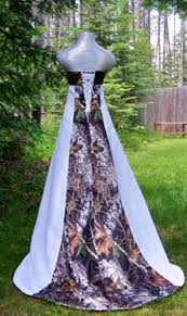 pink camo wedding gowns white camouflage camo wedding dress strapless lace up back stain