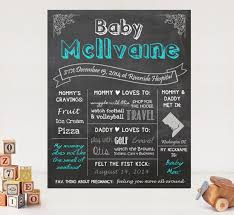 baby shower chalkboard baby shower chalkboard sign printable baby boy shower sign
