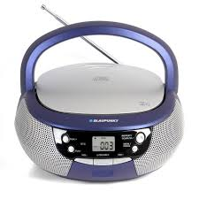cd player für kinderzimmer blaupunkt ukw radio boombox kinder cd player aux in