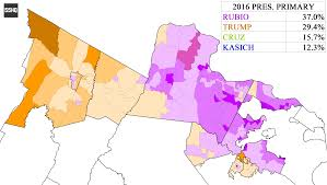 Map Of Loudoun County How Corey Stewart Carried Va10 U2013 Decision Desk Hq