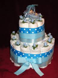 boy diaper cake ideas for baby showers archives decorating of