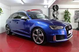 audi rs3 blue used audi rs3 cars for sale with pistonheads