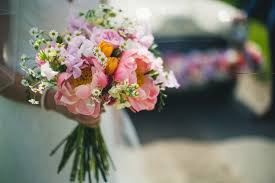 wedding flowers gloucestershire peonies and posies at park mill farm wedding flowers for