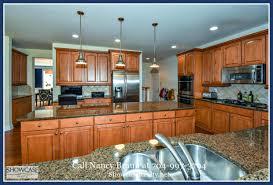 modern gourmet kitchen providence forest estates 5005 woodview ln weddington nc