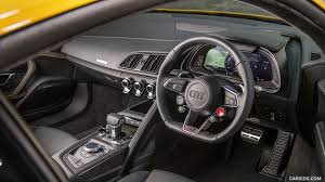 Audi R8 Specs - 2016 audi r8 v10 plus coupe uk spec yellow interior hd