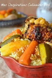 cuisine alg ienne couscous couscous au poulet aux légumes le cuisine de samar