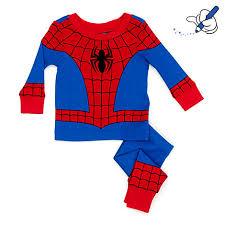 spider baby pyjamas