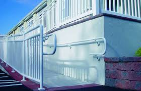 Irc Handrail Requirements Ada Railing Ada Compliant Railing System