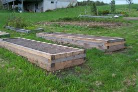 wonderful raised bed planters my deep tilled homemade raised bed