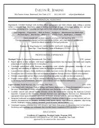 example of resume title getjob csat co