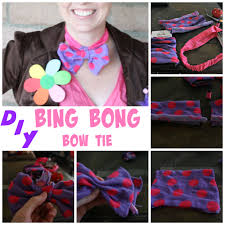 halloween bow ties inside out bing bong costume bing bong costumes and halloween