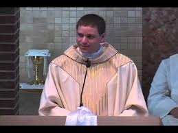 mass of thanksgiving homily