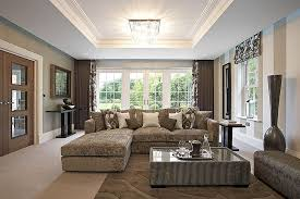 Elegant Monochromatic Living Room Colors In White Ideas EVA - Simple living room color schemes