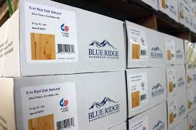 blue ridge hardwood flooring installation