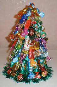 candy christmas tree kids christmas crafts candy christmas tree