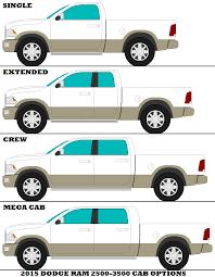 dodge truck options 2015 dodge ram 2500 3500 cab options by mcspyder1 on deviantart