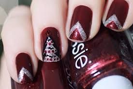 35 maroon nails designs nenuno creative
