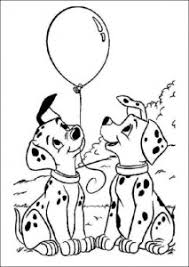 101 dalmatian puppies coloring pages coloring pages