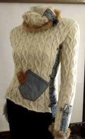 Upcycled Sweater Skirt - 8471 best sewing images on pinterest tunic dresses tunics and