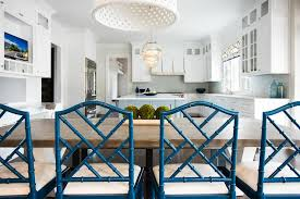 Bamboo Dining Room Chairs Iron And Wood Dining Table With Blue Bamboo Dining Chairs