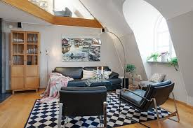 interior style of a charming apartment