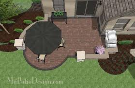 Home Design With Budget Diy Budget Friendly Patio Design With Seat Wall Downloadable