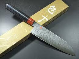 Hand Forged Japanese Kitchen Knives Japanese Chef Knives Saji New Design Custom Damascus Series