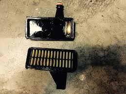 dsg transmission fluid and filter change